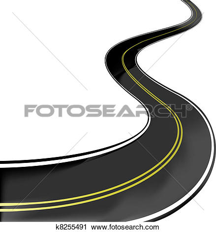 Weg clipart picture transparent Road Clipart Royalty Free. 105,254 road clip art vector EPS ... picture transparent