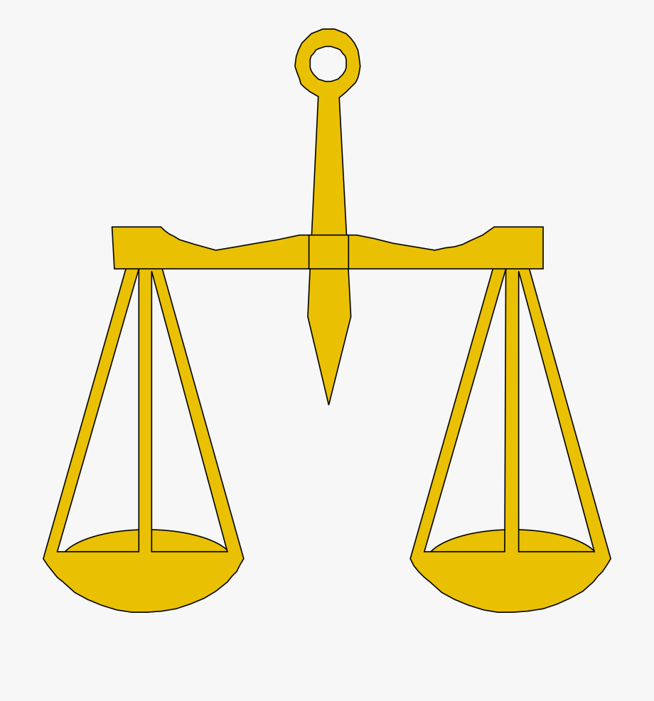 Justice weighing scale clipart banner stock Measuring Scales Lady Justice Balans Free Commercial ... banner stock