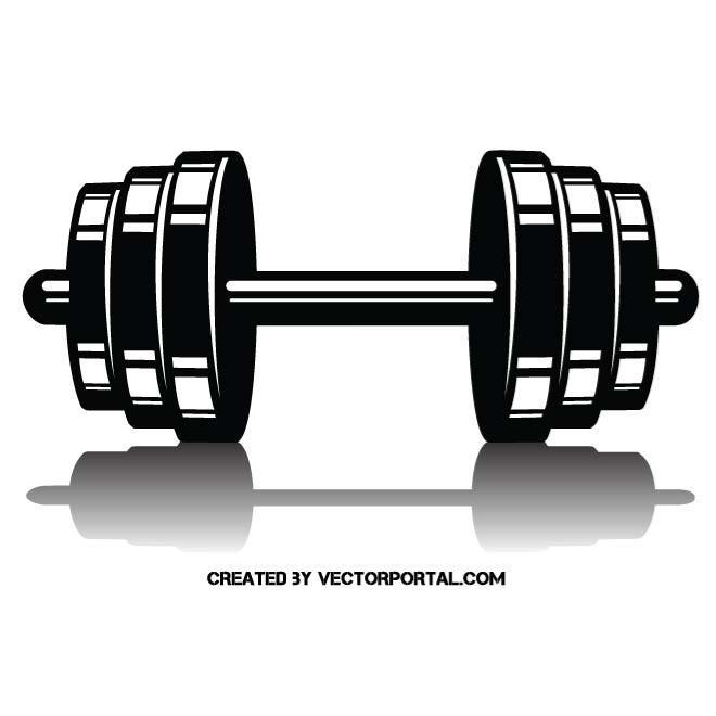 Weight clipart vector