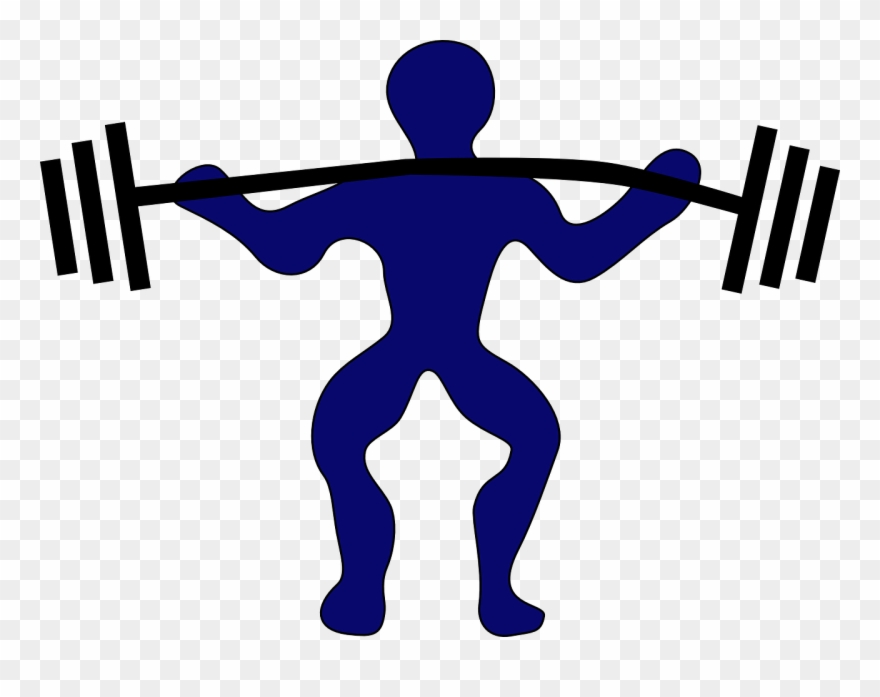 Weight lifter clipart png freeuse Weight Lifter Weight Fitness - Weight Lifting Clip Art - Png ... png freeuse