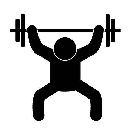 Weight lifting pictures clipart graphic Weight Lifting Pictures | Free download best Weight Lifting ... graphic