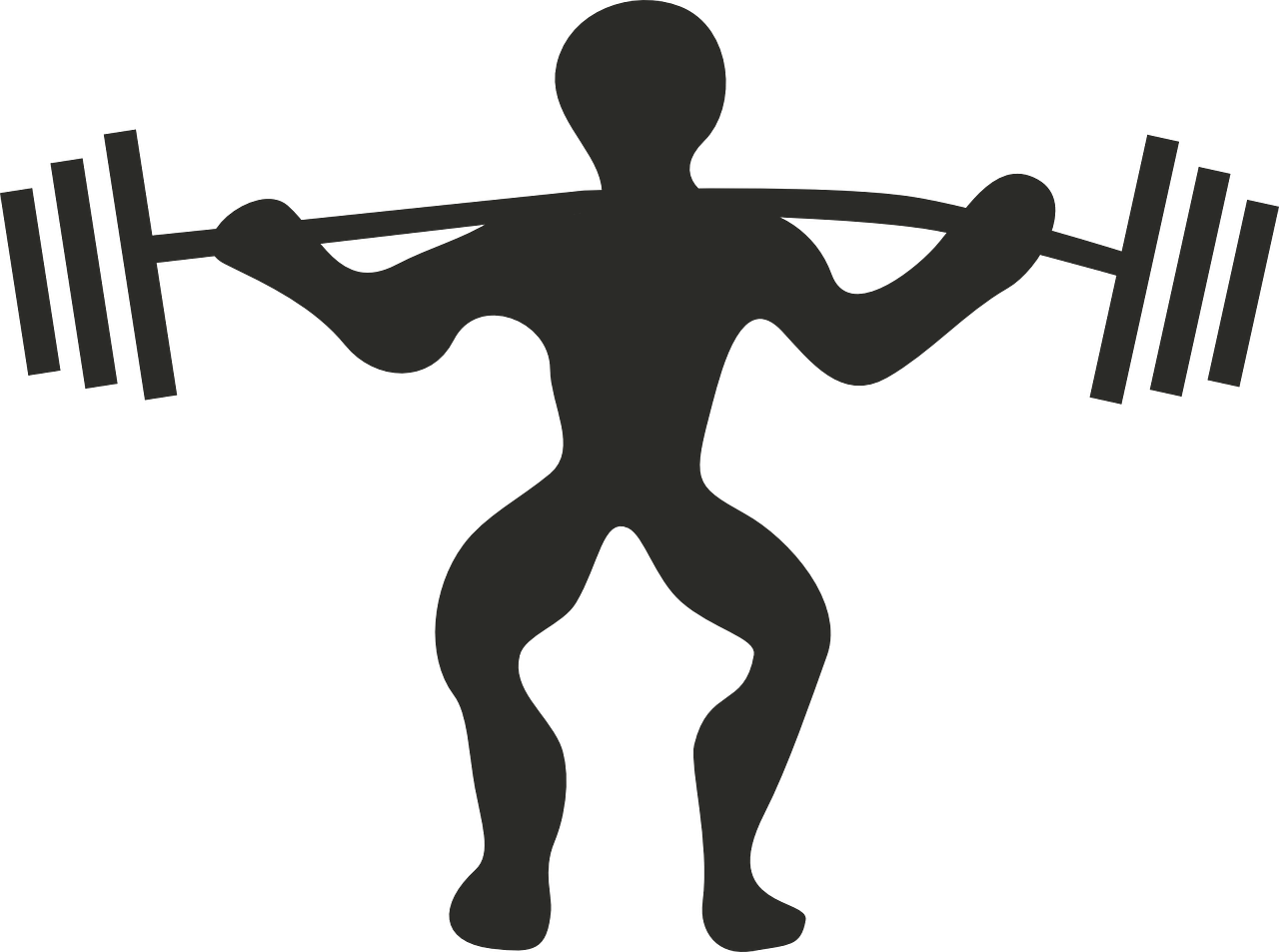 Weight lifting clipart no copyright jpg free library Family Banner - Weight Lifting , Transparent Cartoon - Jing.fm jpg free library