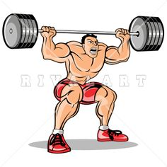 Weight lifting pictures clipart svg black and white stock 17 Best Awesome Weight Lifting Clip Art! images in 2014 ... svg black and white stock