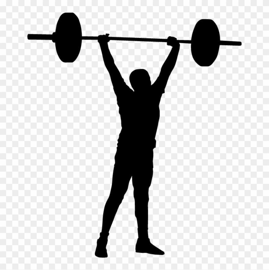 Weight lifting pictures clipart vector stock Olympic Clipart Weightlifting - Png Download (#2549907 ... vector stock