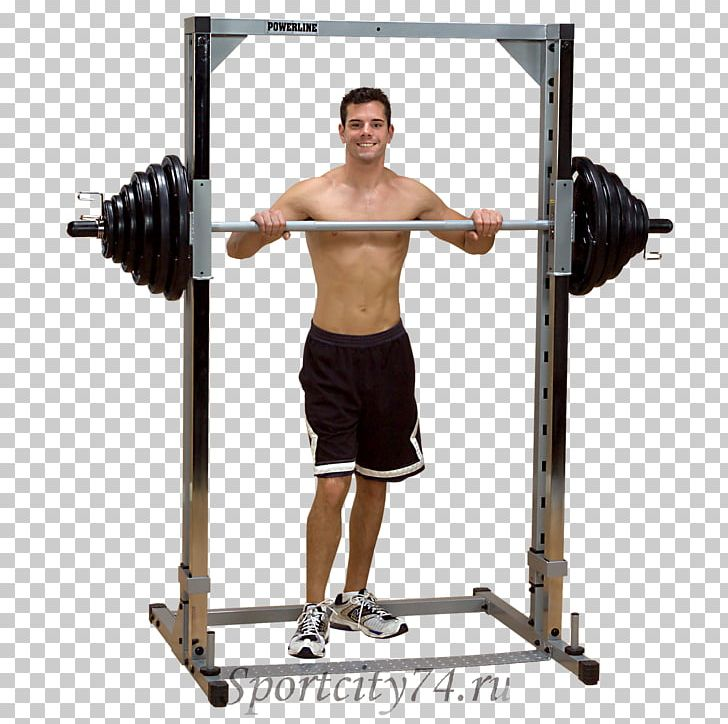 Weight lifting spotting clipart image black and white Smith Machine Power Rack Squat Barbell Weight Training PNG ... image black and white
