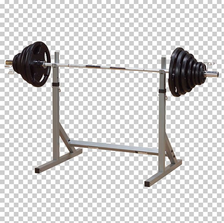 Weight lifting spotting clipart picture black and white library Power Rack Squat Weight Training Bench Press Barbell PNG ... picture black and white library