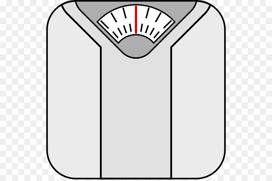 Weight scale clipart black png library library Black Line Background png download - 594*595 - Free ... png library library