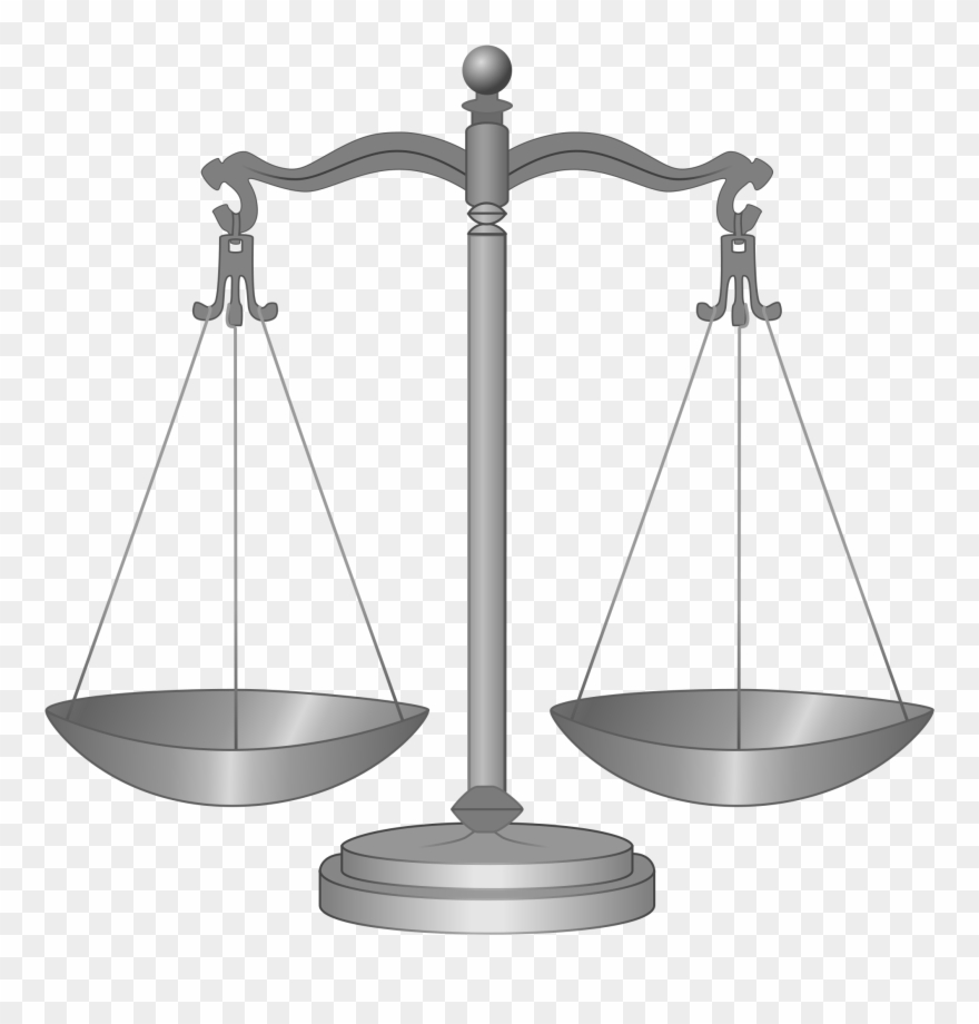 Weighted scale clipart freee black and white download Scale Clipart Weighted - Rational Choice Theory - Png ... black and white download