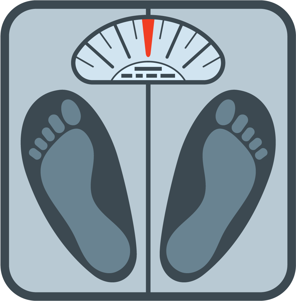 Weighted scale clipart freee graphic royalty free stock HD How Much Should I Weigh - Weight Scale Clip Art , Free ... graphic royalty free stock