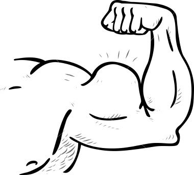 Weighting clipart for coloring clipart royalty free library Strong-Arm Tactics: Daddy DM | Roleplaying Games | Cartoon ... clipart royalty free library