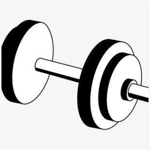 Weights clipart black and white image free library Free Weight Clipart Black And White Cliparts, Silhouettes ... image free library