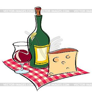 Wein und essen clipart svg transparent und Käse - Vector-Clipart EPS svg transparent