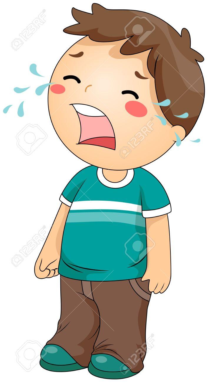 Weinendes kind clipart jpg free stock Junge Crying Lizenzfreie Fotos, Bilder Und Stock Fotografie. Image ... jpg free stock