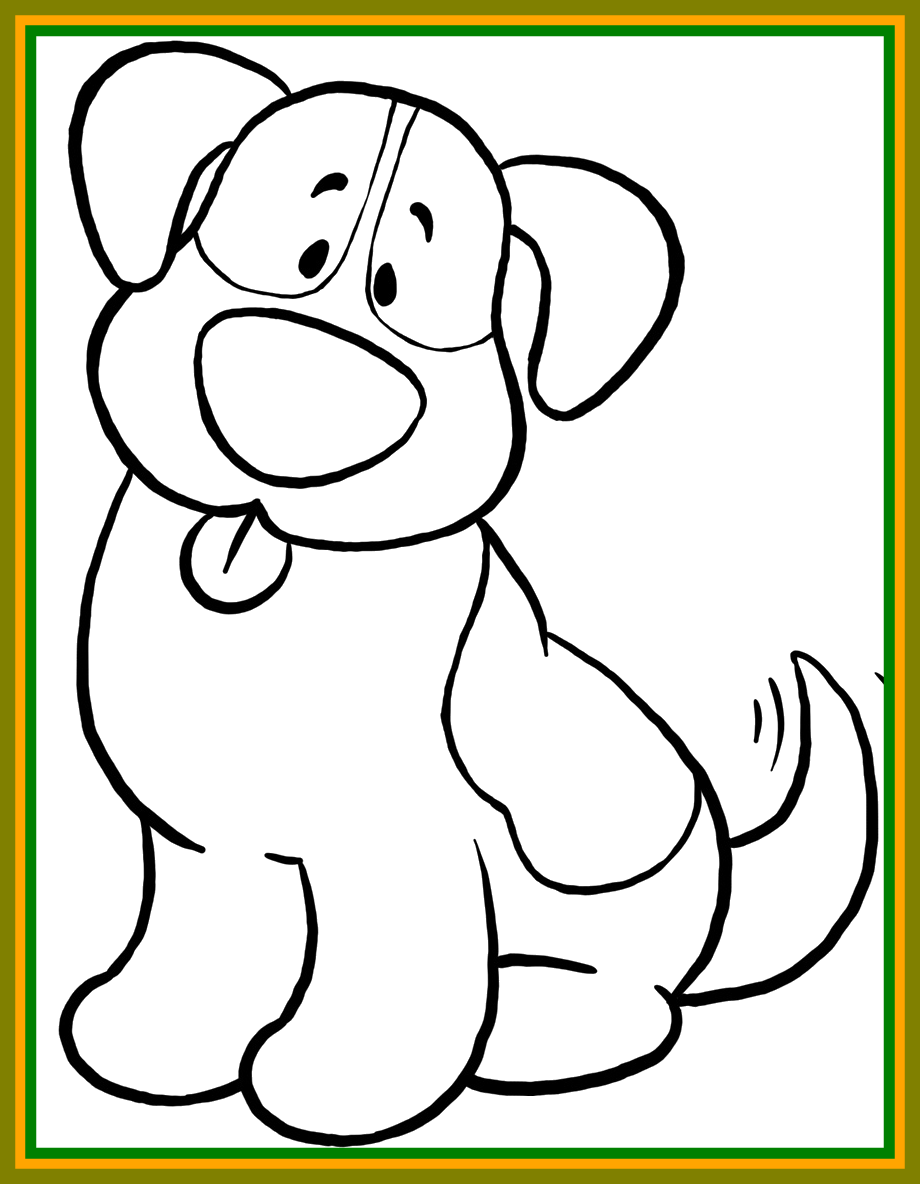 Wiener dog clipart vector black and white library Appealing Heather Galler On Dachshunds Adult Coloring And Color ... vector black and white library