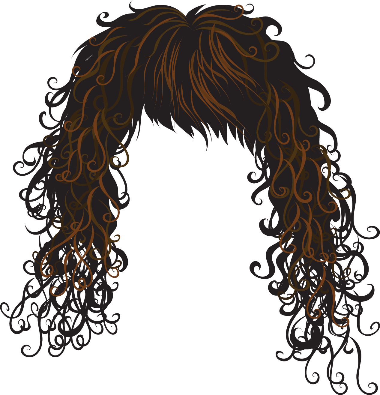 Weird hair clipart image royalty free Crazy Hair Clip Art - Cliparts.co image royalty free