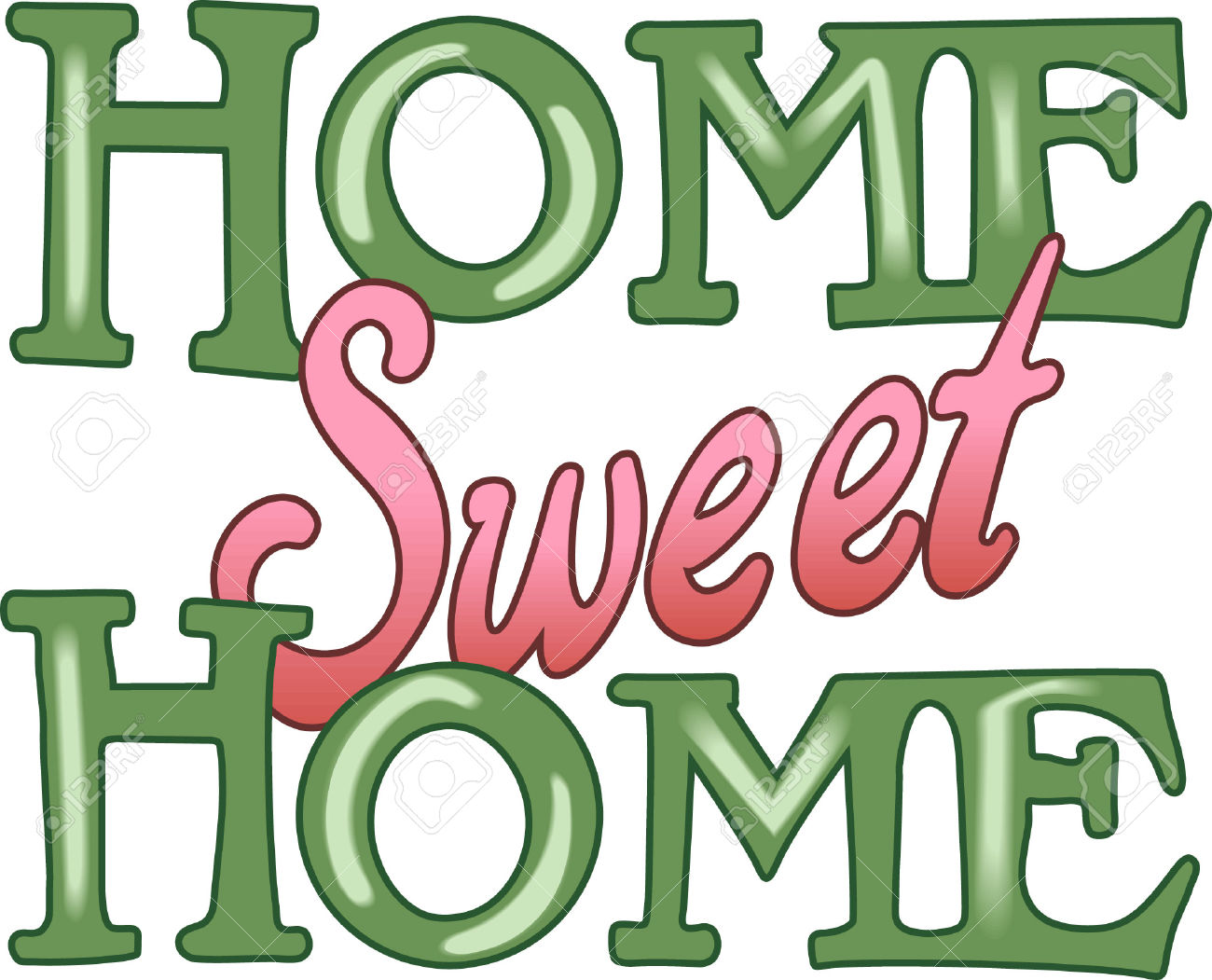 Welcom home clipart stock Welcome home clipart - Clip Art Library stock