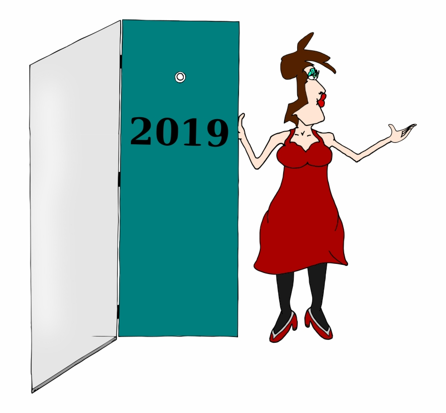 Welcome 2019 clipart png download This Png File Is About Jump Into , Looking Forward - Welcome ... png download