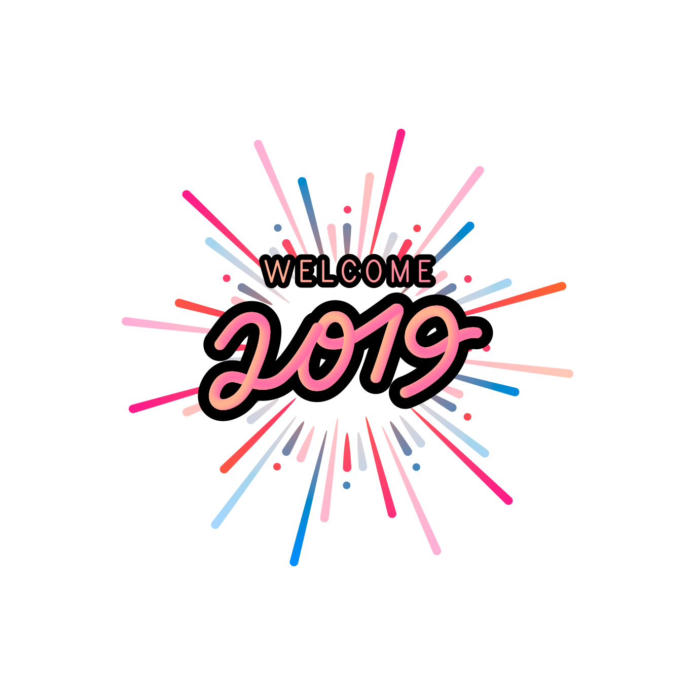 Welcome 2019 clipart clip transparent stock Welcome 2019 PNG | HD Welcome 2019 PNG Image Free Download clip transparent stock