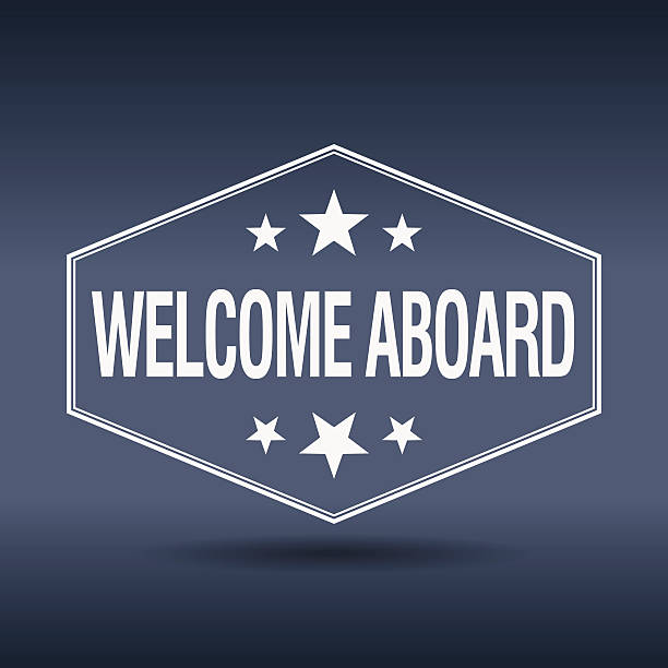 Welcome aboard clipart free graphic black and white library Welcome Aboard To The Team Clipart graphic black and white library