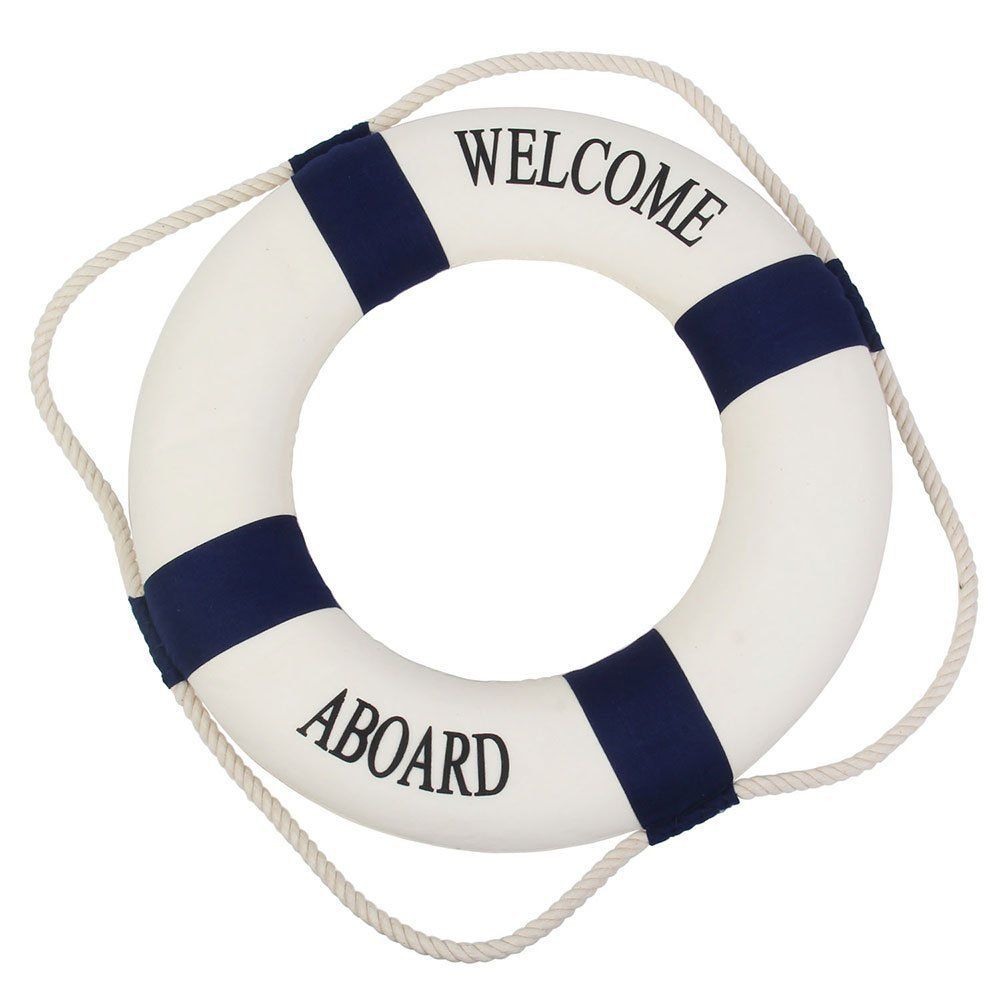 Welcome aboard lifering clipart jpg black and white download Pin by Camille Wagner on Jacob & Hannah Shower Ideas ... jpg black and white download