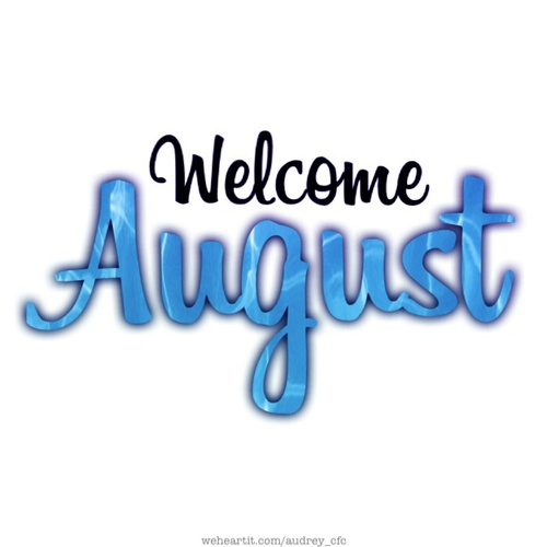 Welcome august clipart clip art black and white download Welcome August Clip Art clip art black and white download