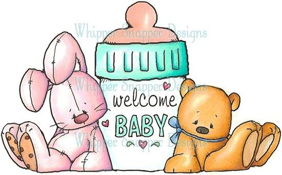 Welcome baby clipart image transparent stock Welcome Baby | Whisked Away cutters...inspiration | Baby ... image transparent stock