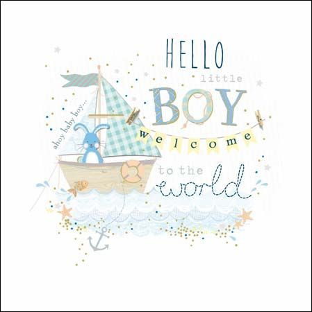 Welcome baby message clipart image download Wishes/Greetings - Newborn on Pinterest | New Baby Boys ... image download