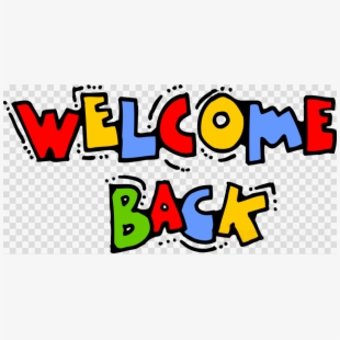Welcome back clipart images clipart transparent stock Download Welcome Back To School Lettering Clipart First ... clipart transparent stock