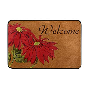 Welcome doormat clipart graphic freeuse stock Entrance Doormat Christmas Flower Clipart Welcome Door ... graphic freeuse stock