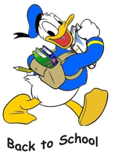 Welcome ducks clipart picture black and white download Welcome Back To School Clipart | Free download best Welcome ... picture black and white download