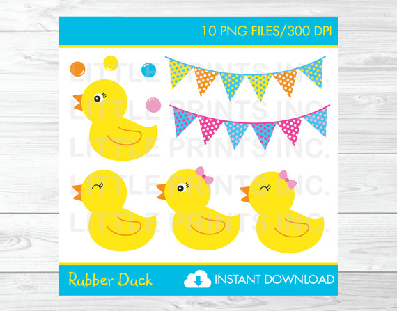 Welcome ducks clipart image library Cute Rubber Duck Clipart / Rubber Duck Baby Shower / Rubber ... image library