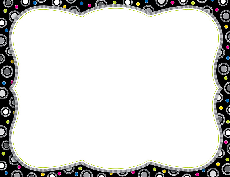Welcome frames clipart vector black and white library Border Wood Cliparts   Free download best Border Wood ... vector black and white library