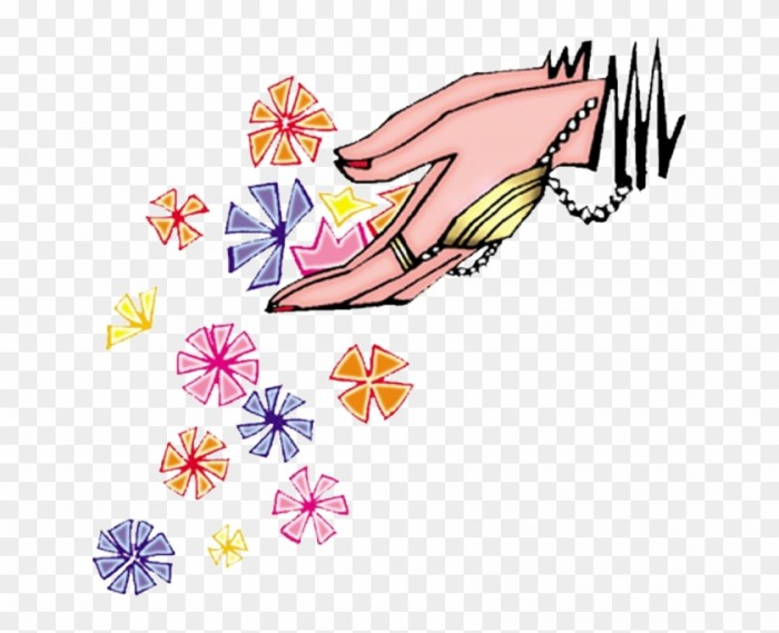 Welcome hand clipart png picture freeuse library Indian Wedding Clipart Colour Png Welcome Hands With Flowers ... picture freeuse library