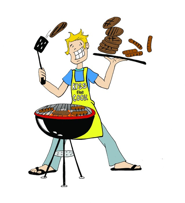 Welcome home cook clipart free download Welcome Back to School BBQ   Smore Newsletters free download