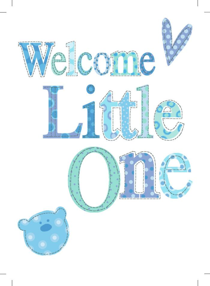 Welcome little one clipart jpg library library Pin by May J on Images-Baby | Welcome baby boys ... jpg library library