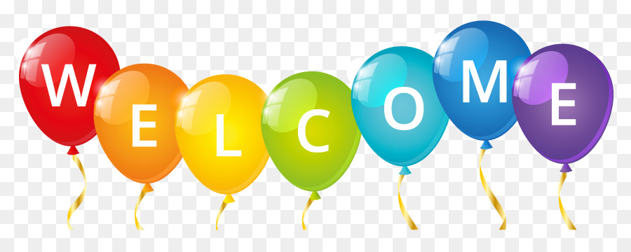 Welcome party clipart svg free Balloon Party clipart - Balloon, Illustration, Text ... svg free