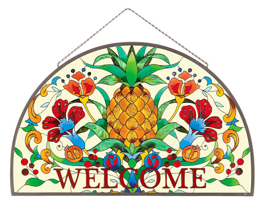 Welcome pineapple clipart png royalty free library Tropical Pineapple Welcome   Clipart Panda - Free Clipart Images png royalty free library