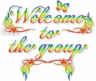 Welcome quote image clipart clipart free library Welcome to the Group!   ´)(` .¸Miscellaneous   Welcome new ... clipart free library