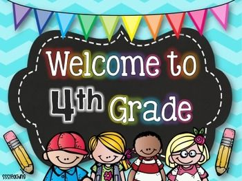 Welcome to 4th grade clipart banner library stock Mrs. Hill / 4th Grade: Mrs. Hill banner library stock