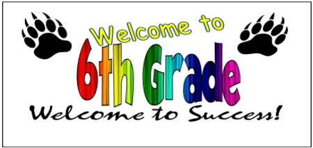Welcome to 6th grade clipart svg free Faculty – Western Branch Middle School svg free