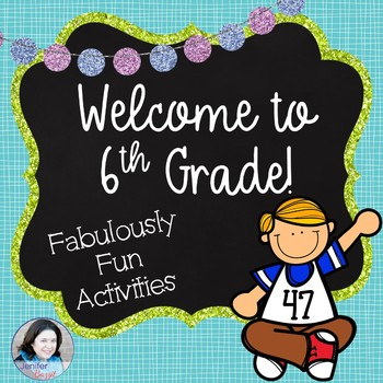 Welcome to 6th grade clipart clip art free Welcome to Sixth Grade: Fabulously Fun Activities for the First Week of  School clip art free