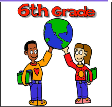 Welcome to 6th grade clipart picture freeuse Sixth Grade / Welcome to Sixth Grade! picture freeuse