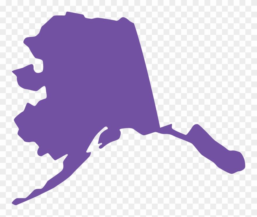 Welcome to alaska clipart clipart transparent Texas Cliparts - Alaska State Shape - Png Download (#15844 ... clipart transparent