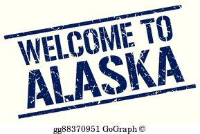 Welcome to alaska clipart clipart library download Welcome Alaska Clip Art - Royalty Free - GoGraph clipart library download