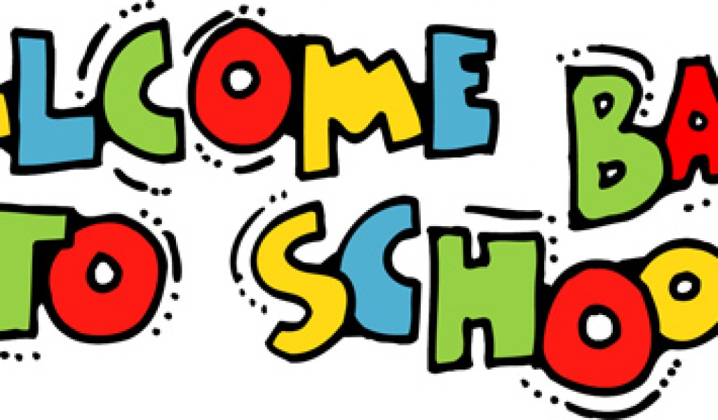 School welcome back clipart clip art black and white library Free Welcome Back To School, Download Free Clip Art, Free ... clip art black and white library