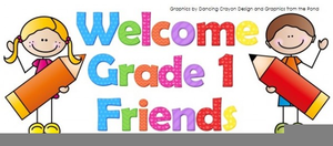 Welcome to grade 1 clipart clipart September Calendar Clipart | Free Images at Clker.com ... clipart