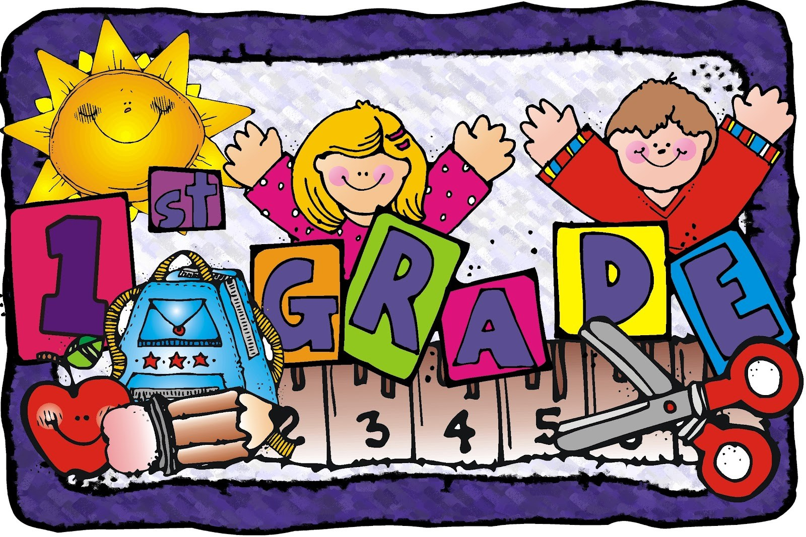 Welcome to grade 1 clipart free First grade clipart welcome to grade 1 - 44 transparent clip ... free