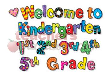 Welcome to kindergarten clipart clipart black and white download Welcome to first grade clipart - ClipartFest clipart black and white download