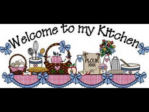 Welcome to my kitchen clipart vector freeuse stock WELCOME TO MY KITCHEN (3) ****RICE CASSEROLE**** vector freeuse stock