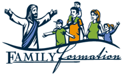 Welcome to our family of faith clipart graphic freeuse stock Family Faith Formation - St. Mary Parish - Uxbridge, MA graphic freeuse stock